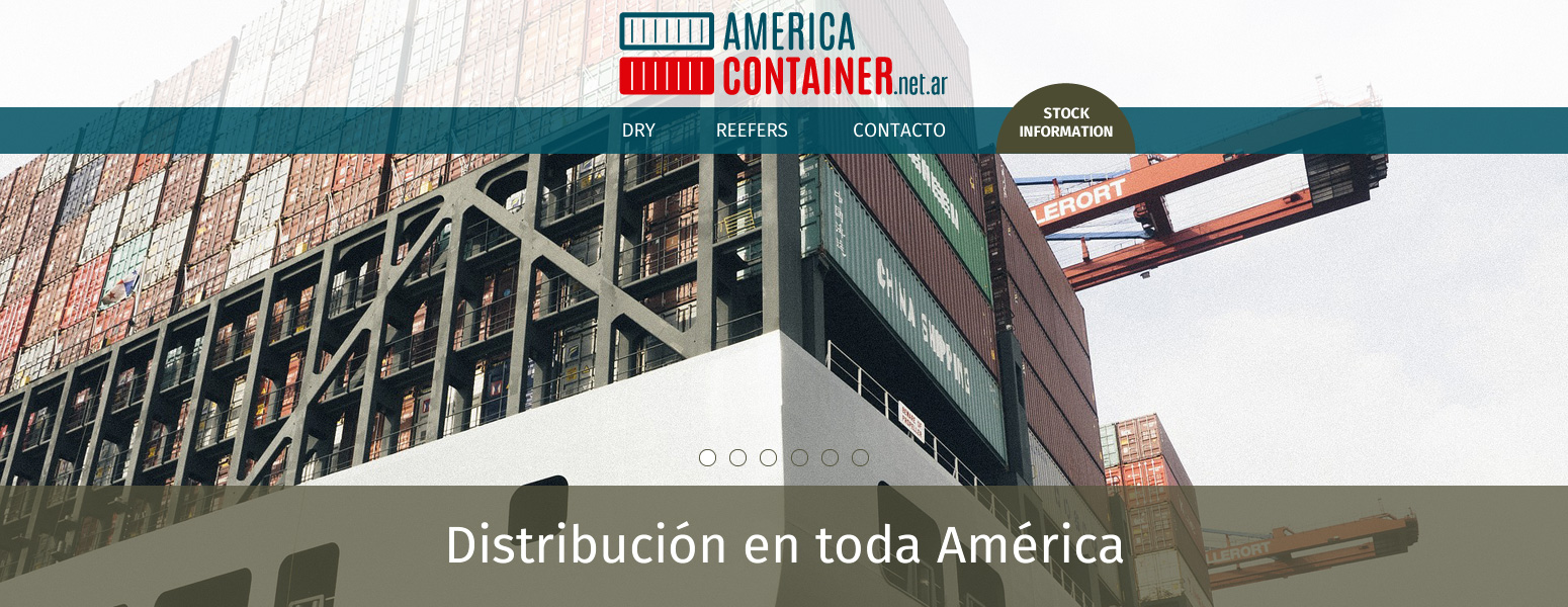 Americacontainer.net.ar